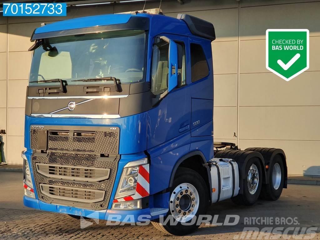 Volvo FH 500 6X2 VEB+ Hydraulik Liftachse Xenon Euro 5