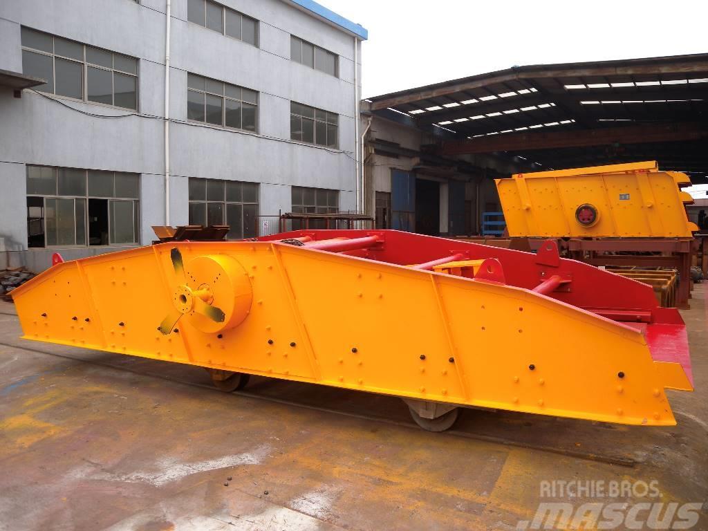 Kinglink YK1854  Vibrating Screen for crushing plant