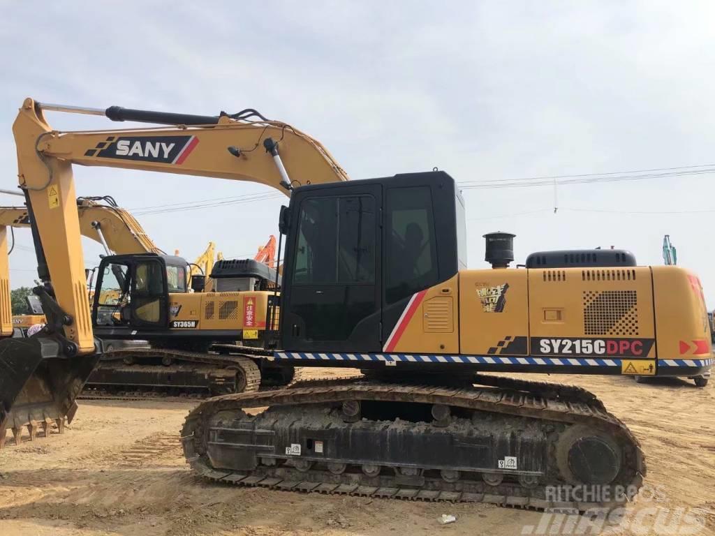 Sany SY215C中型挖掘机