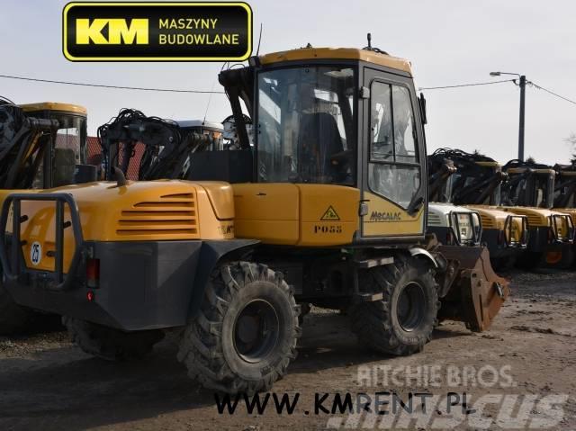 Mecalac 12 M TX KOMATSU WB93 WB97 CASE 580 590