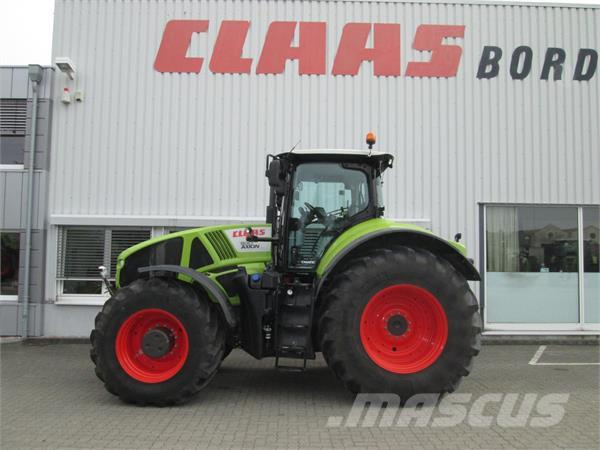 CLAAS AXION 930 C-MATIC