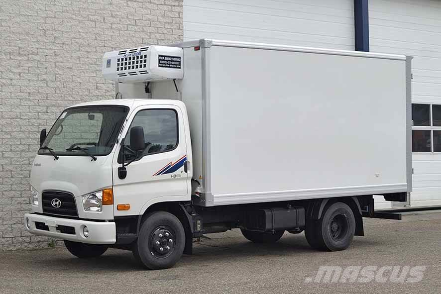 Hyundai HD65 4X2 REFRIGERATED TRUCK (2 units)