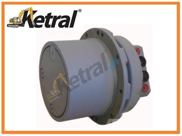 Kubota KX121-3 KX91 Final drive Travel motor ass'y
