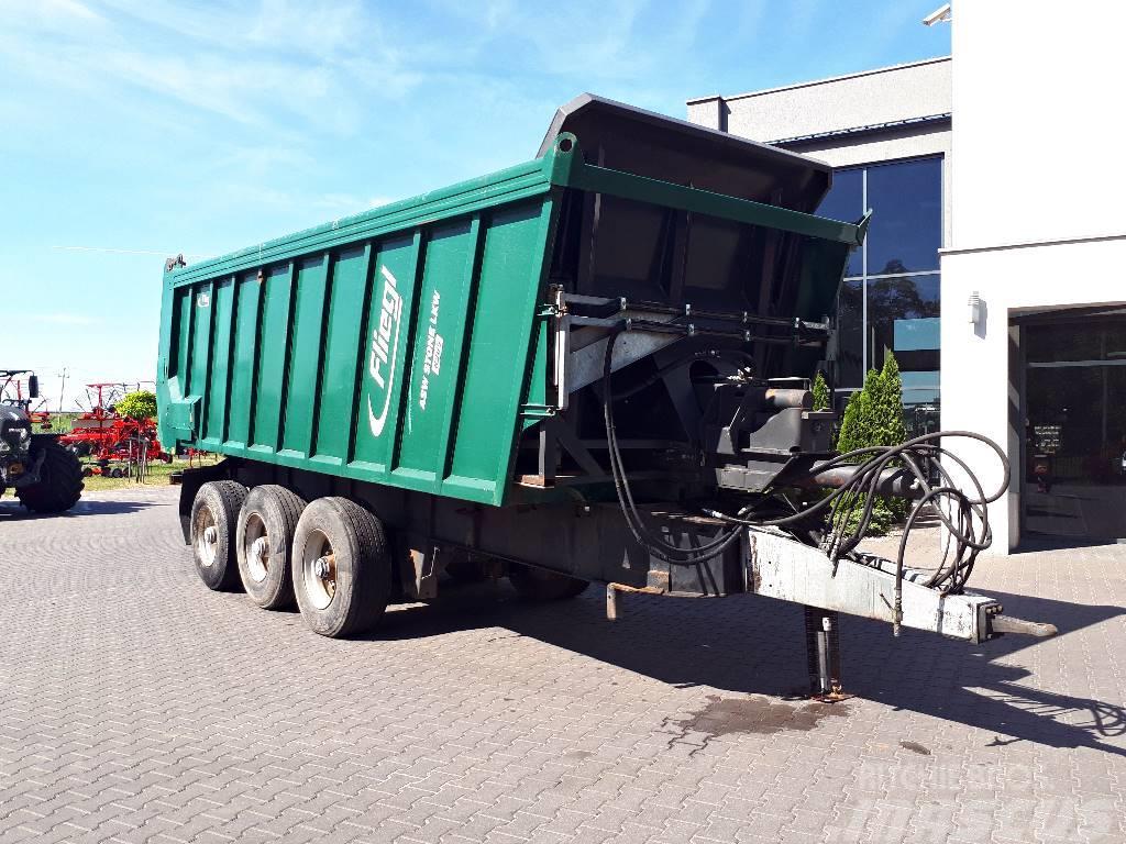 Fliegl ASW Stone LKW 6265