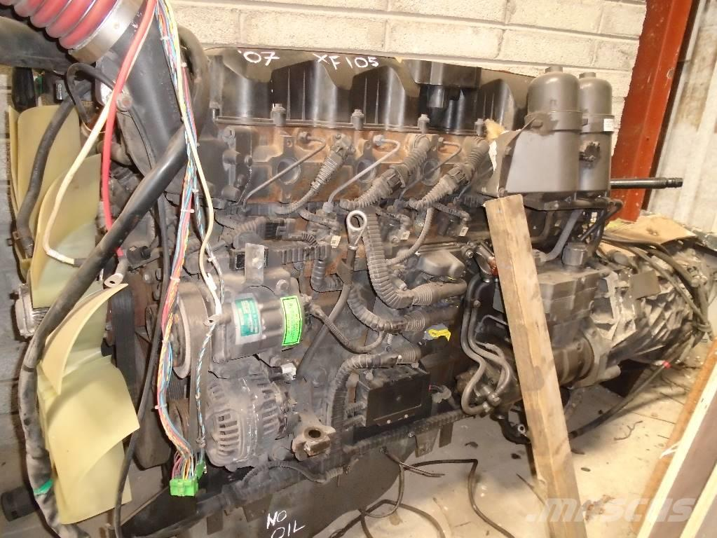 DAF XF 105 engine