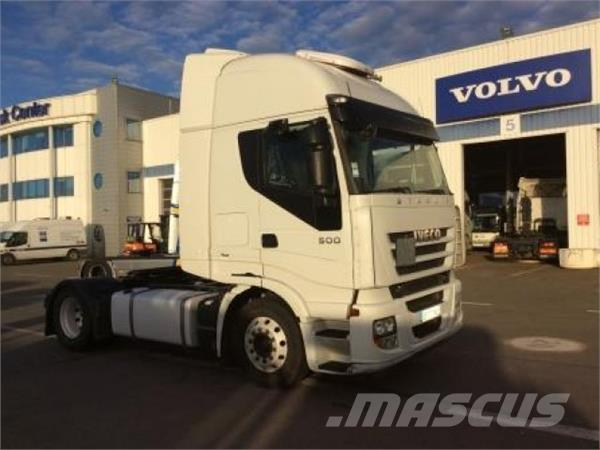 iveco stralis 4x2 occasion volvo truck center atlantique nantes saint herblain cedex prix 18. Black Bedroom Furniture Sets. Home Design Ideas