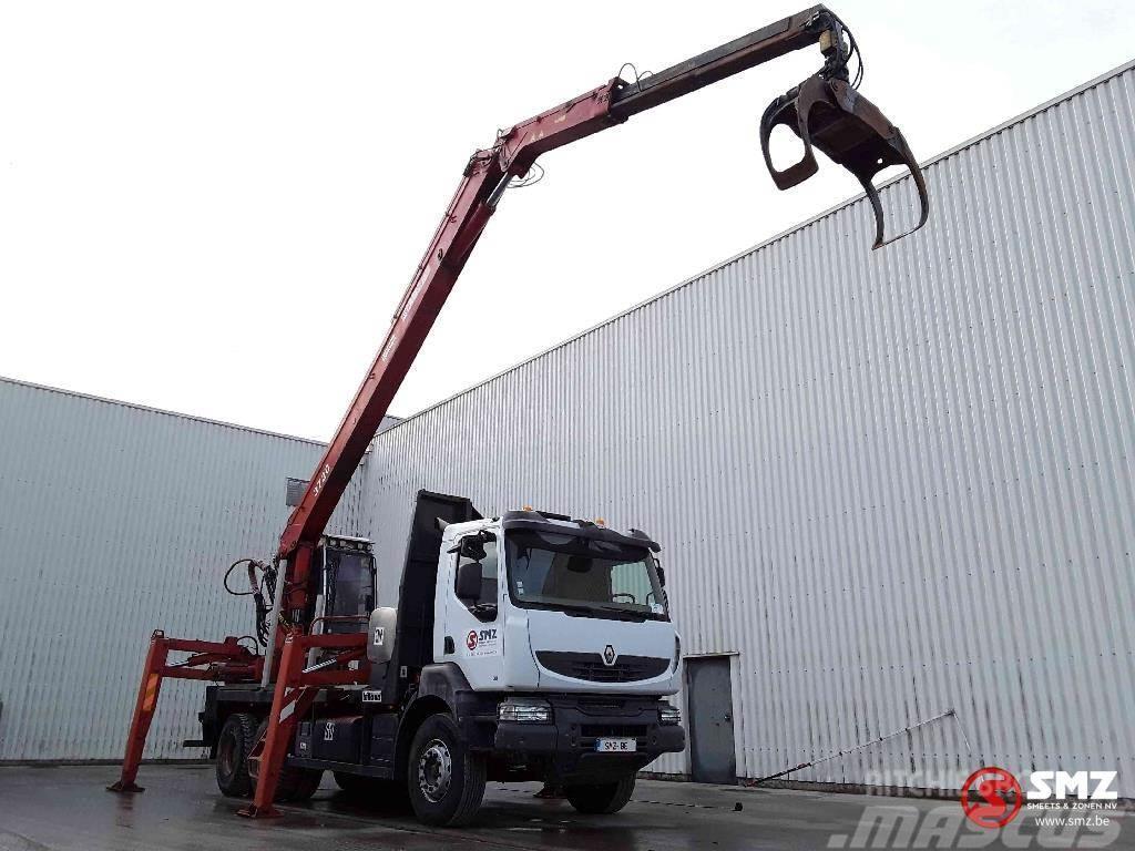 Renault Kerax 410 Jonsered 3720