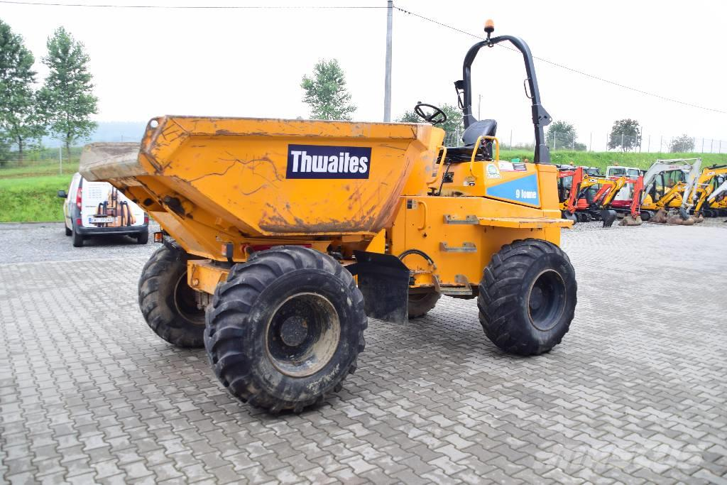 Thwaites 9 tonne Swivel - choice of dumpers