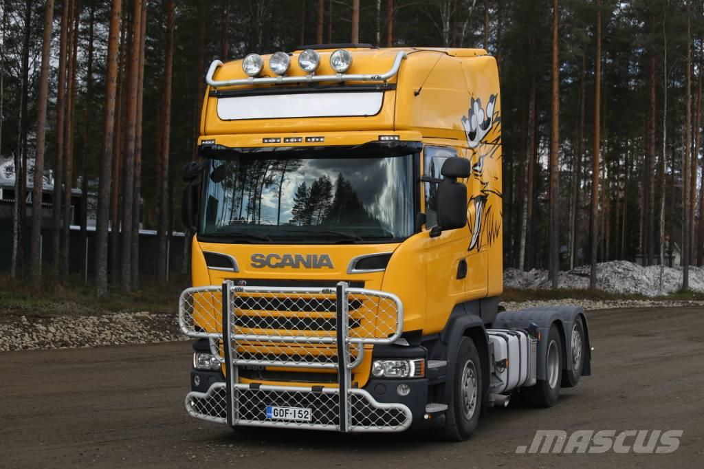 Scania R 580 LA 6x2HNB