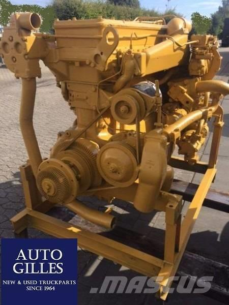 Caterpillar D 343 / D343 Motor