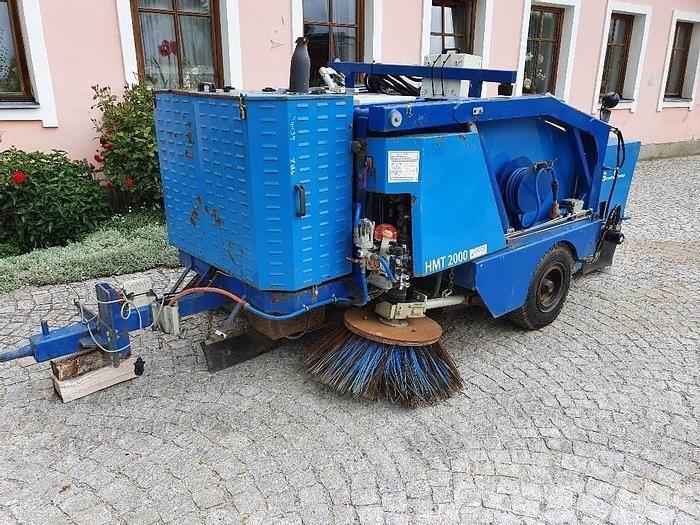 [Other] Ceksan HMT2000 Kehrmaschine