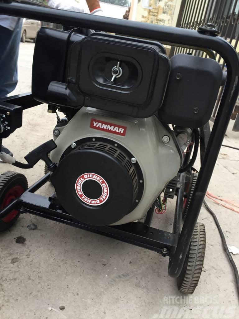 Yanmar welding generator EW240D