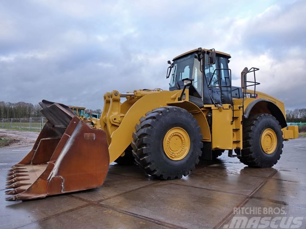 Caterpillar 980H Nice machine