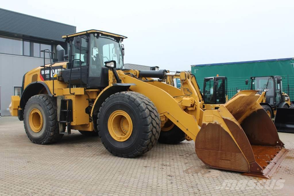 Caterpillar 966M XE Highlift