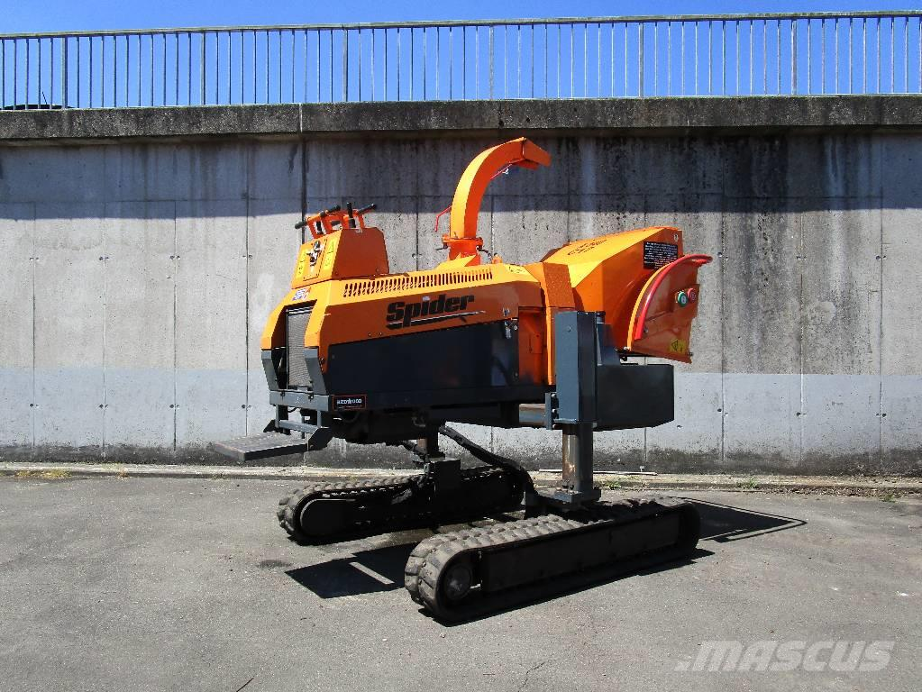 Used Jensen A540ts Wood Chippers Year 2013 Price 29 228