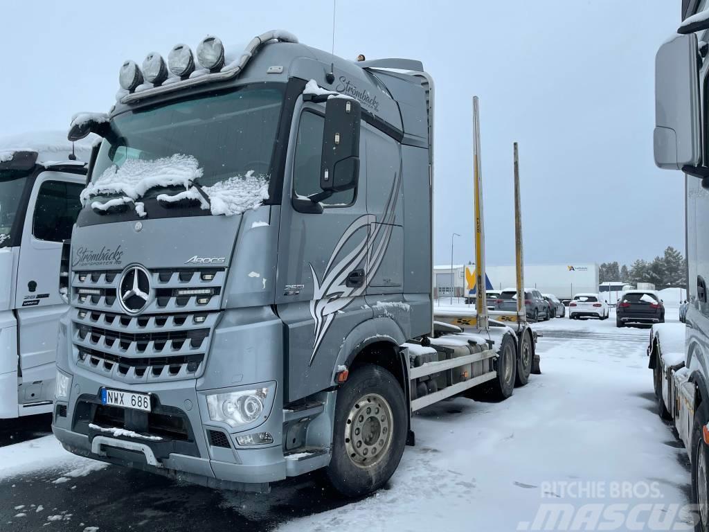 Mercedes-Benz Arocs 2551L
