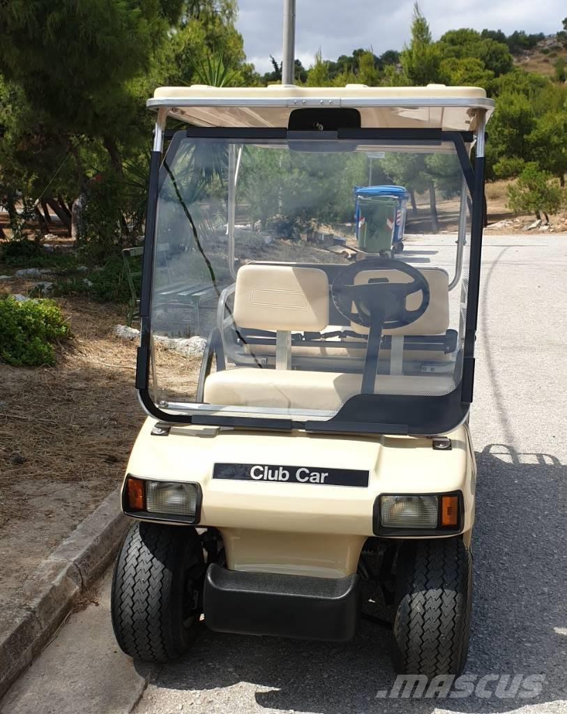 Club Car DS Villager 4