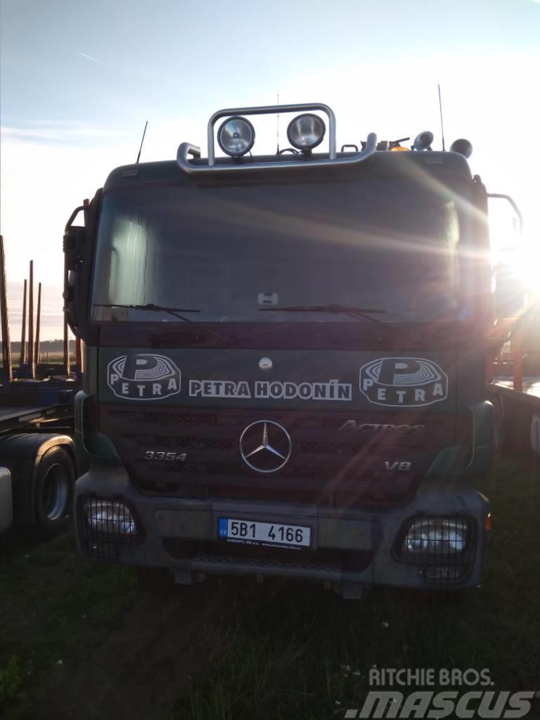 Mercedes-Benz Actros 3354 + Doll A321+ Epsilon Q180Z96