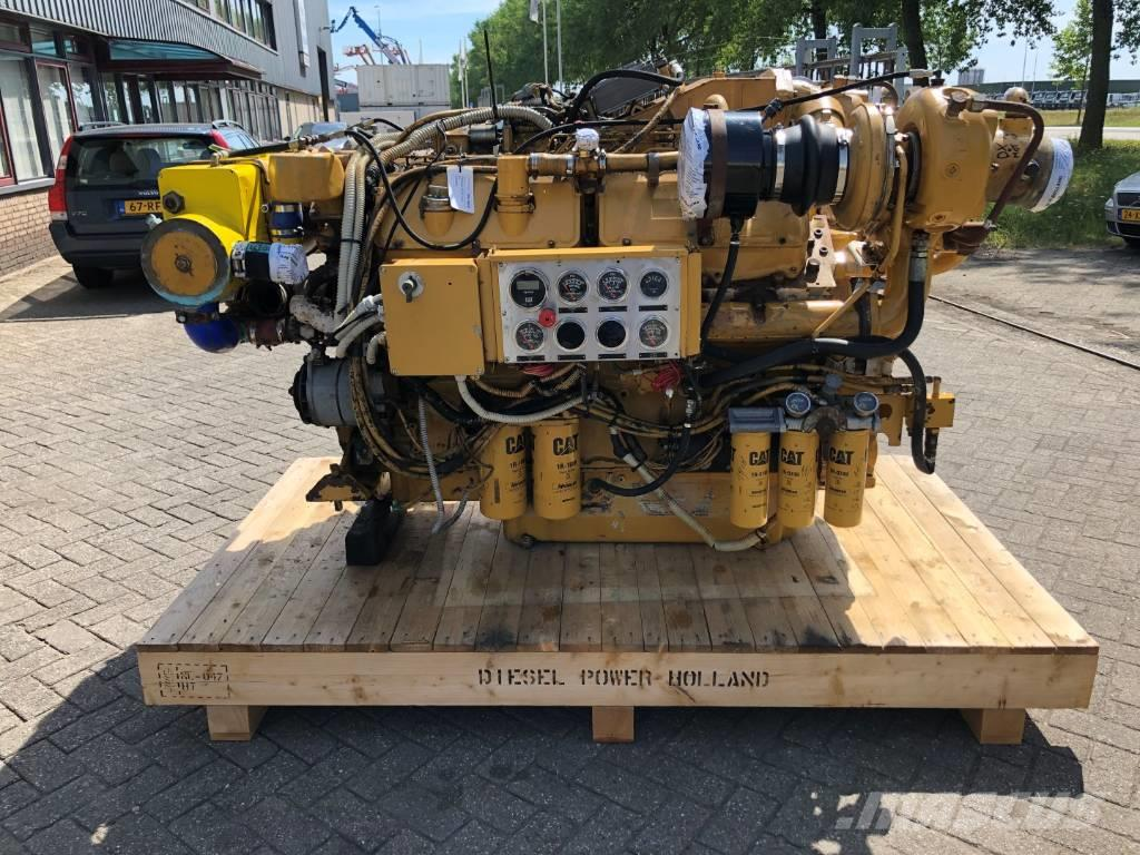 Caterpillar 3412 E - Marine Propulsion - 895 kW - 3JK