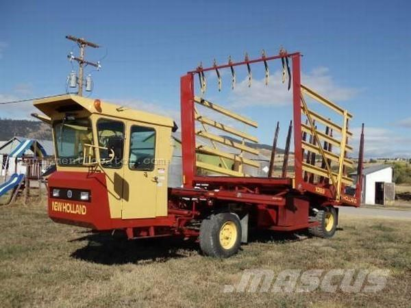 New Holland 1089 Self Probelled Bale Wagon
