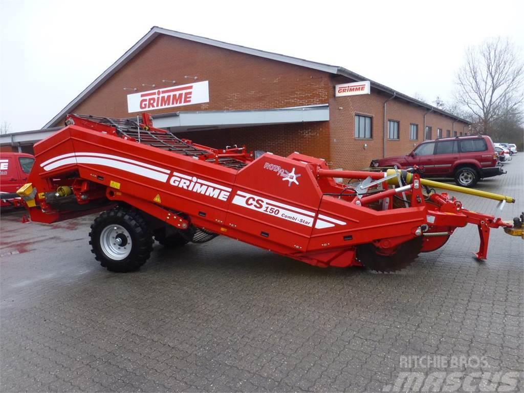 Grimme CS 170 RotaPower XL