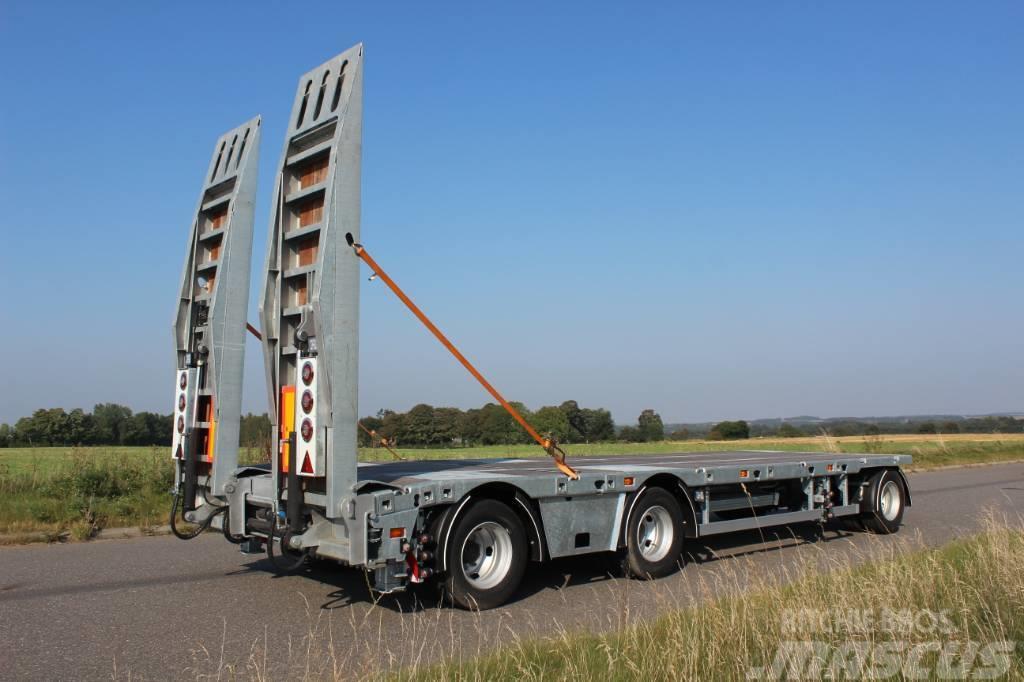 AMT MA300 Maskinahænger/blokvogn