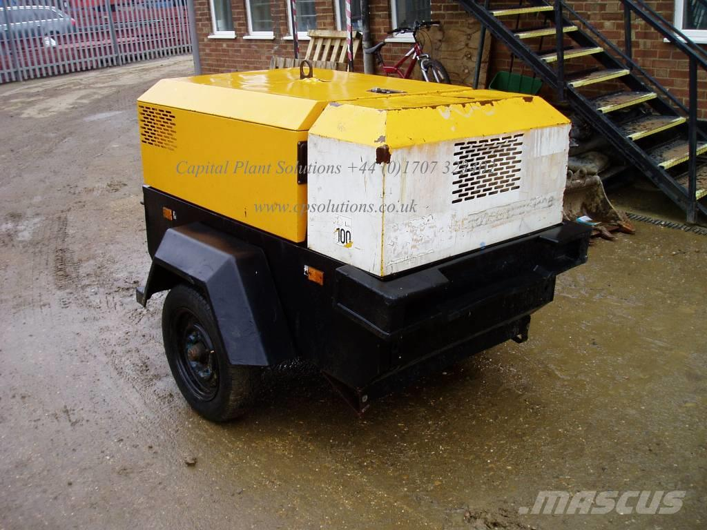 used ingersoll rand p 101 wd compressors year 1996 price 2 557 for sale mascus usa