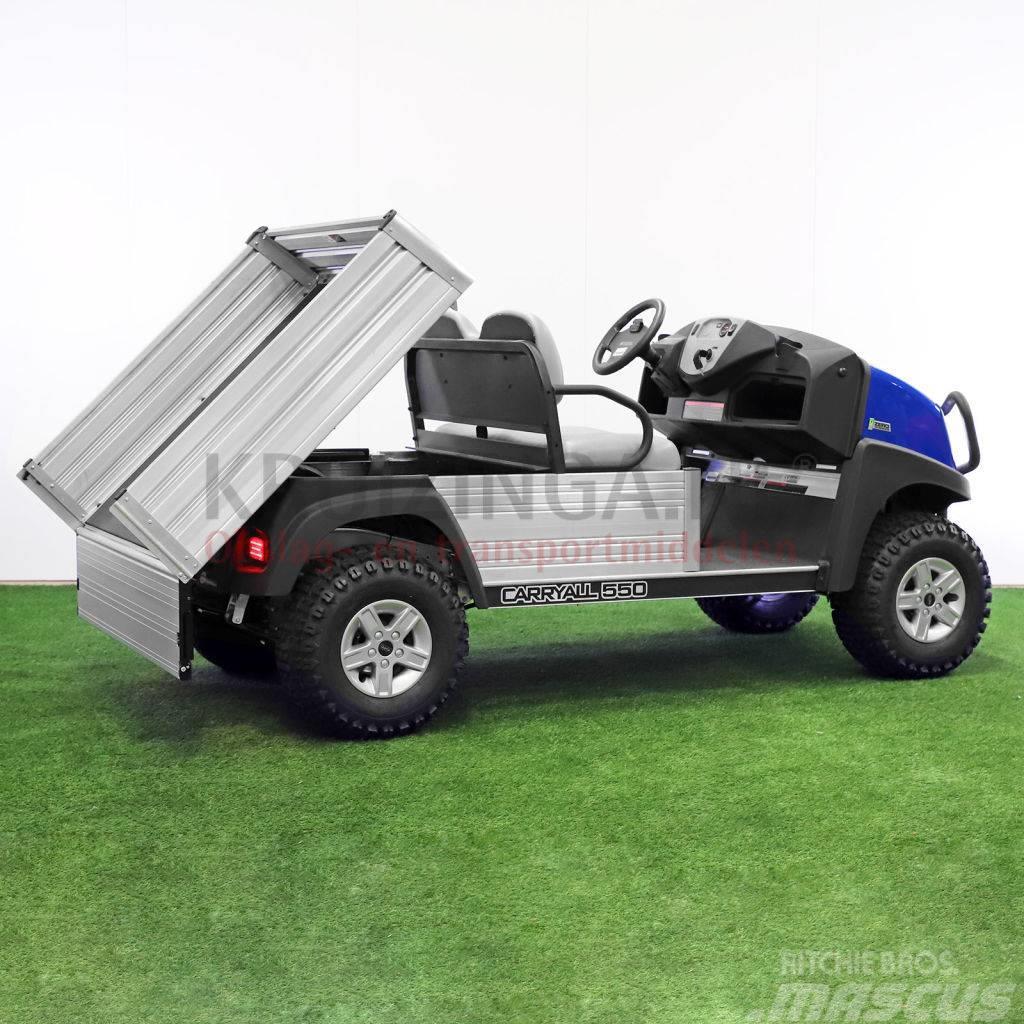 Club Car Carryall 550