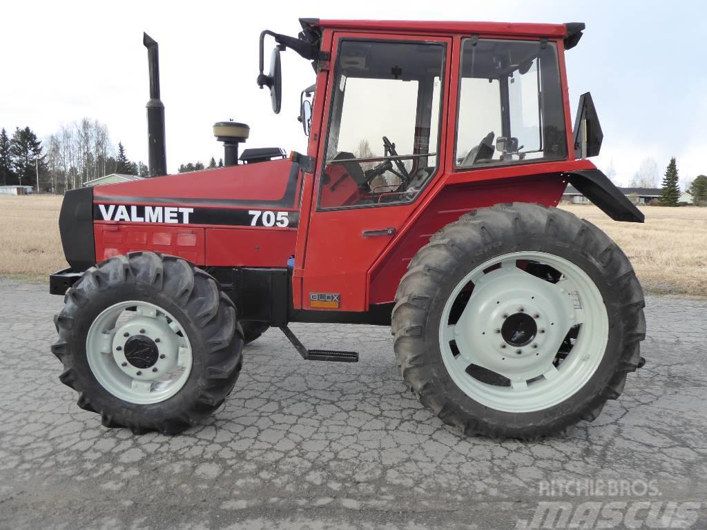 Valmet 705-4 GLOX