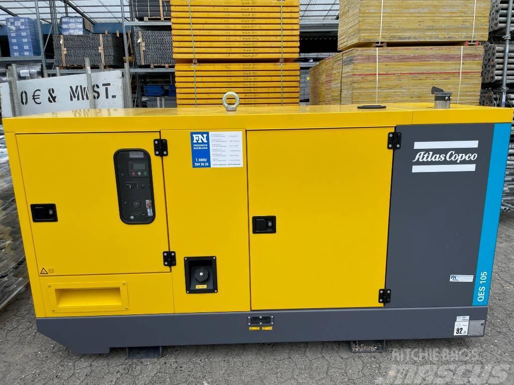 Atlas Copco Stromerzeuger QES105