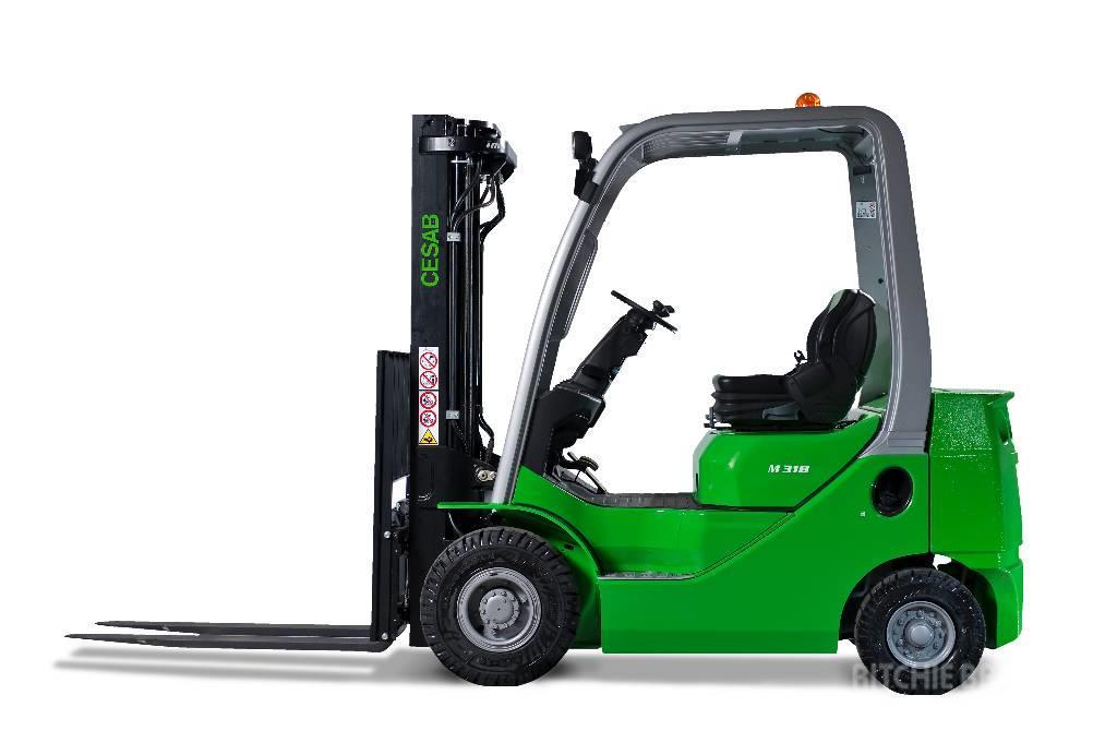 Cesab M300 Dieseltruck