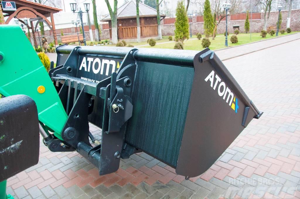 [Other] АТОМ Ковш для телескопического погрузчика Cat 2 м.