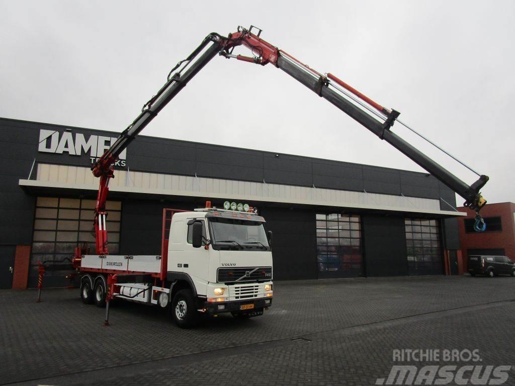 Volvo FH 12.460 6x4 FASSI F 380 A24 + JIB
