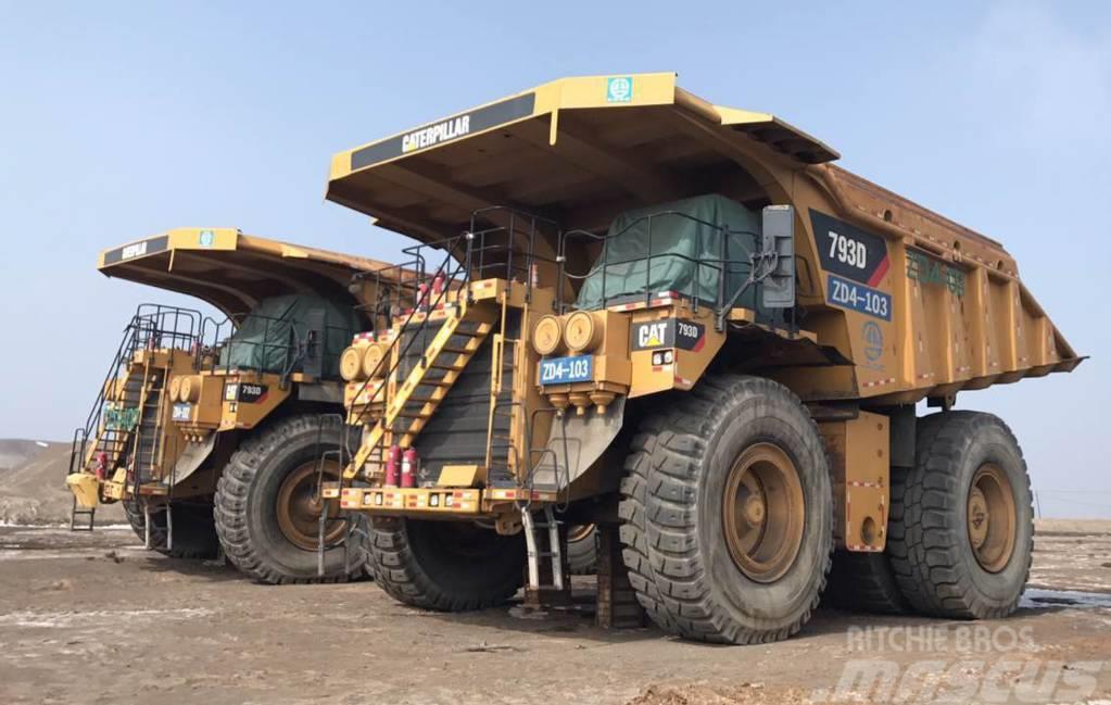 Caterpillar 793D Mining Truck **YEAR 2013**