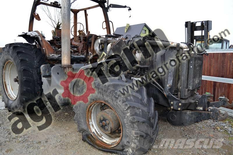 Case IH MX 270, MX170, MX90c, 7220, CX, 1056XL, CVX