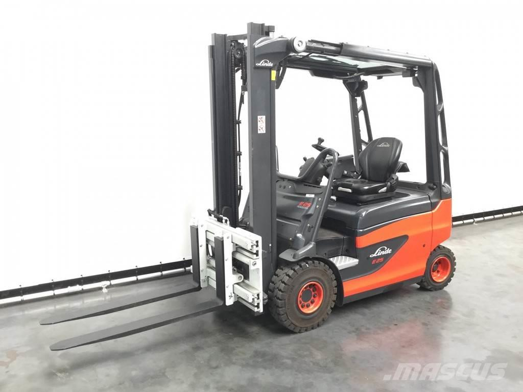 Linde Roadster demo E 25 R-01