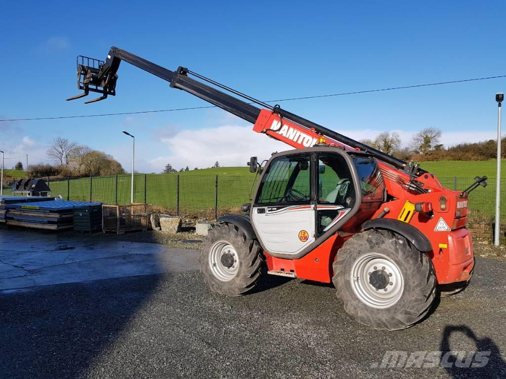Manitou MT 932 2015 Model only 820 hours!