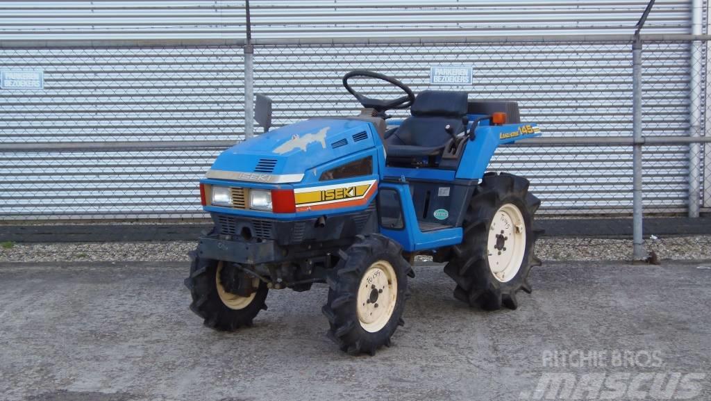 Iseki Tractor Tires : Used iseki tu landhope tractors year for sale