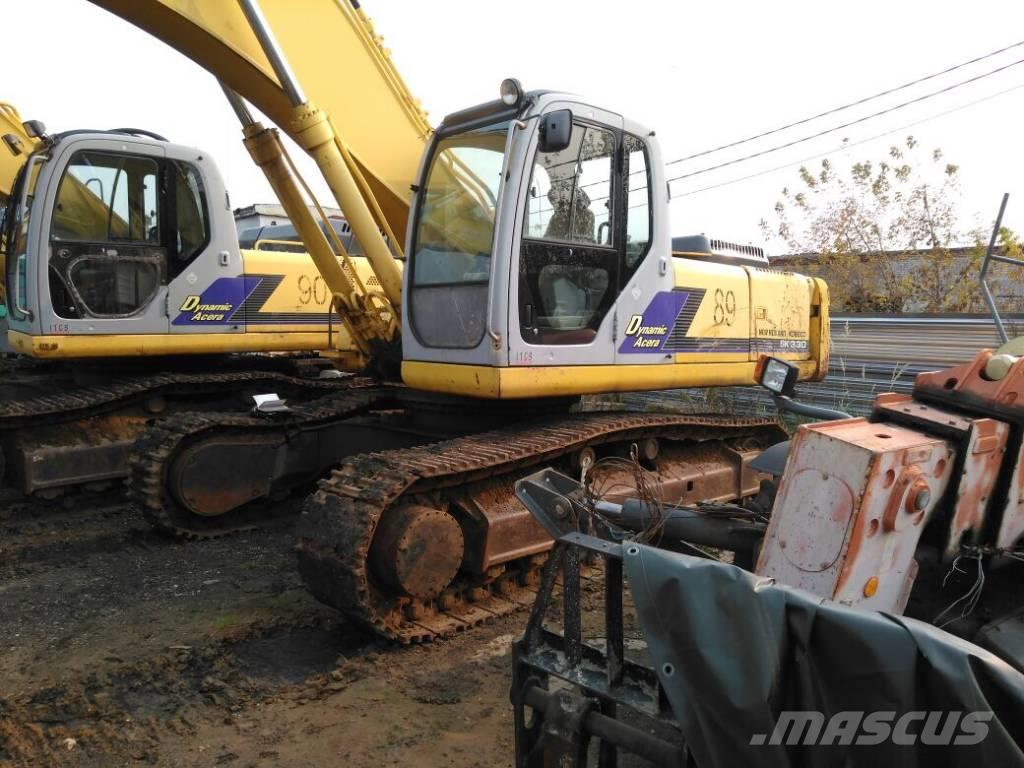 New Holland SK 330