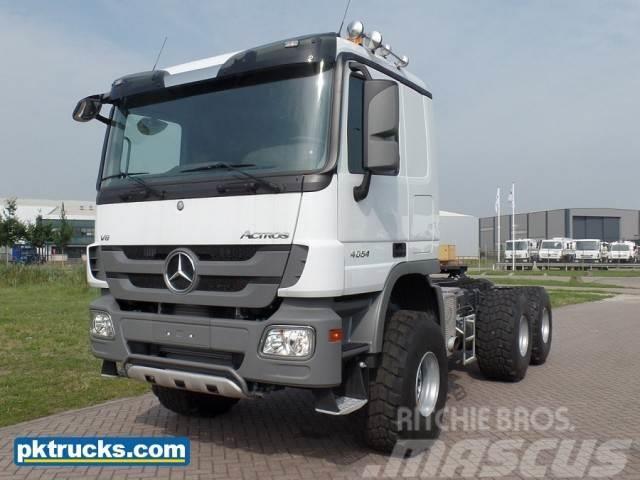 Mercedes-Benz Actros 4054-AS