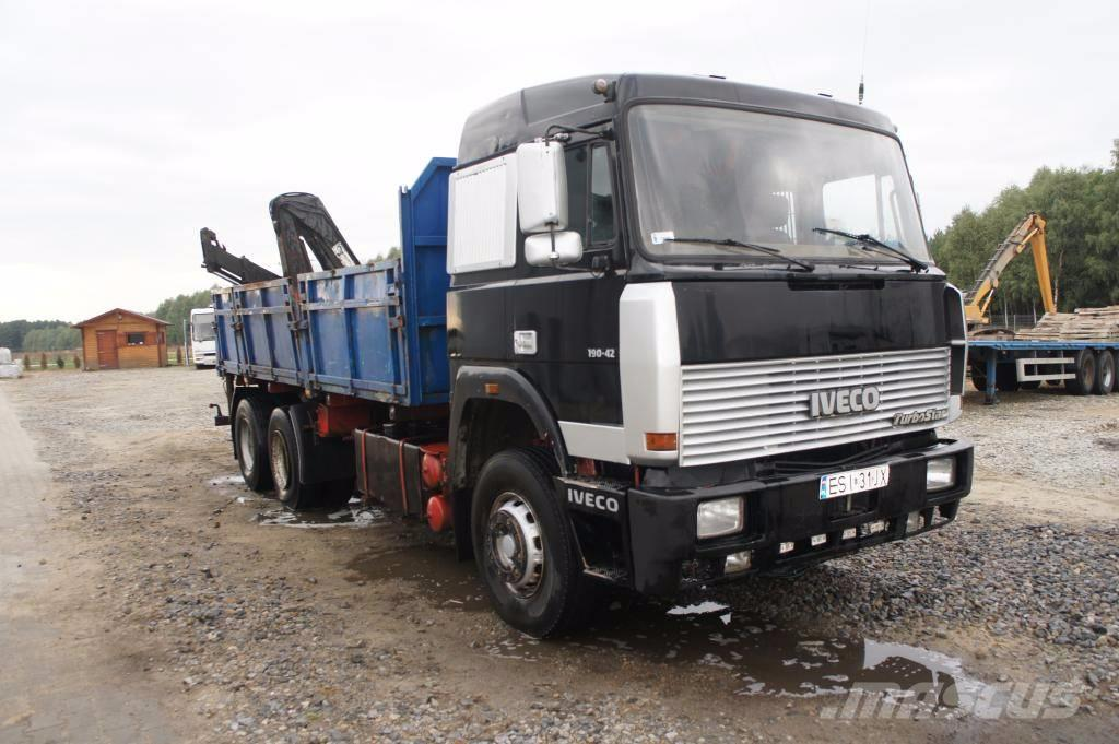 Iveco Turbo star 6x4