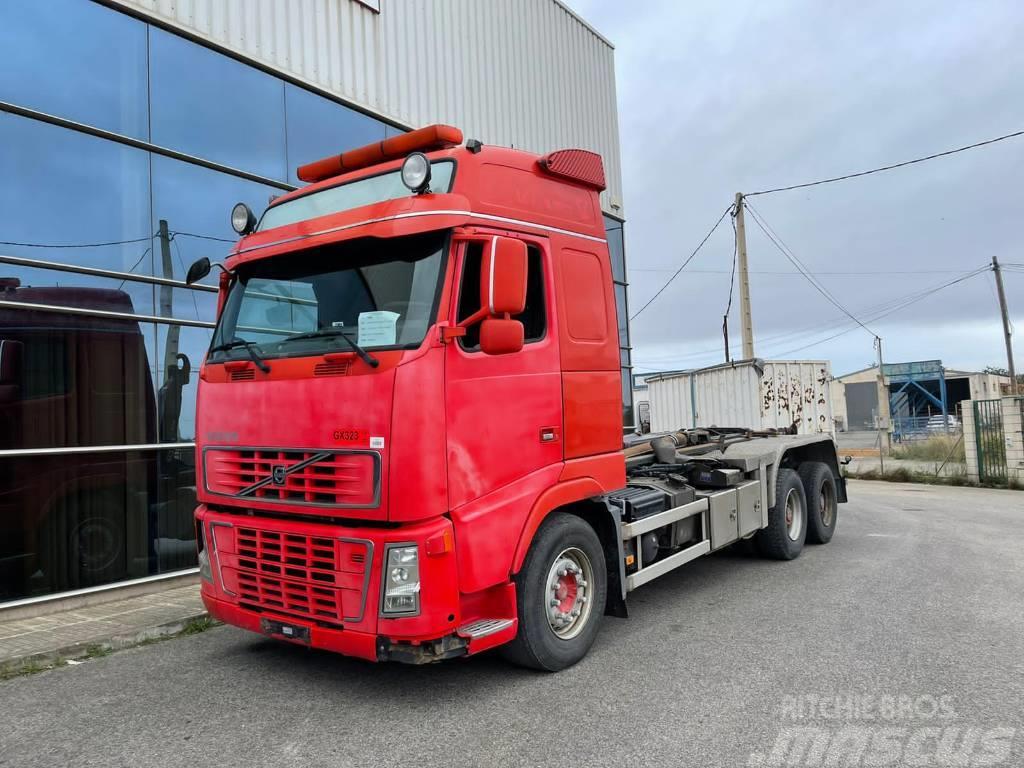 Volvo FH16 610cv 6x4 Palift T20 Hook