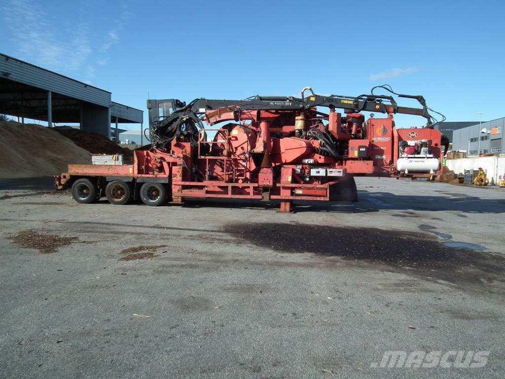 Morbark 30RXL Chipharvester