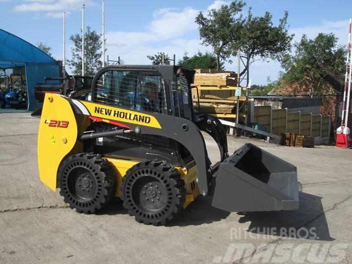 New Holland L 213