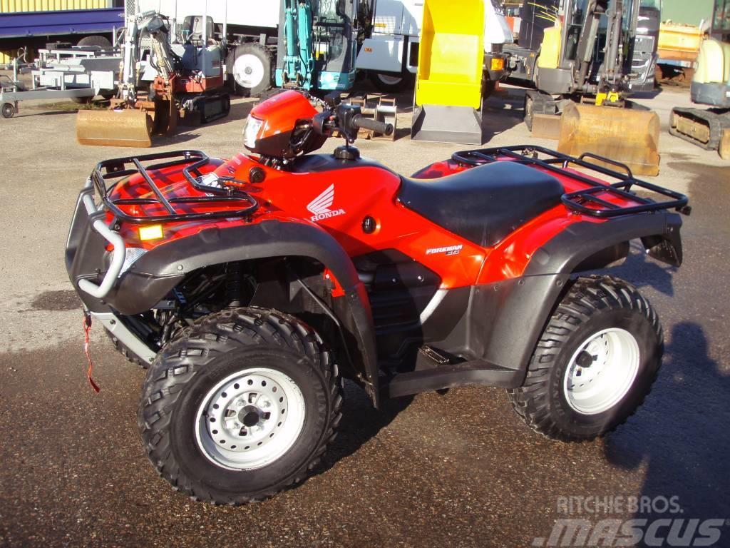 Honda TRX 500 FE