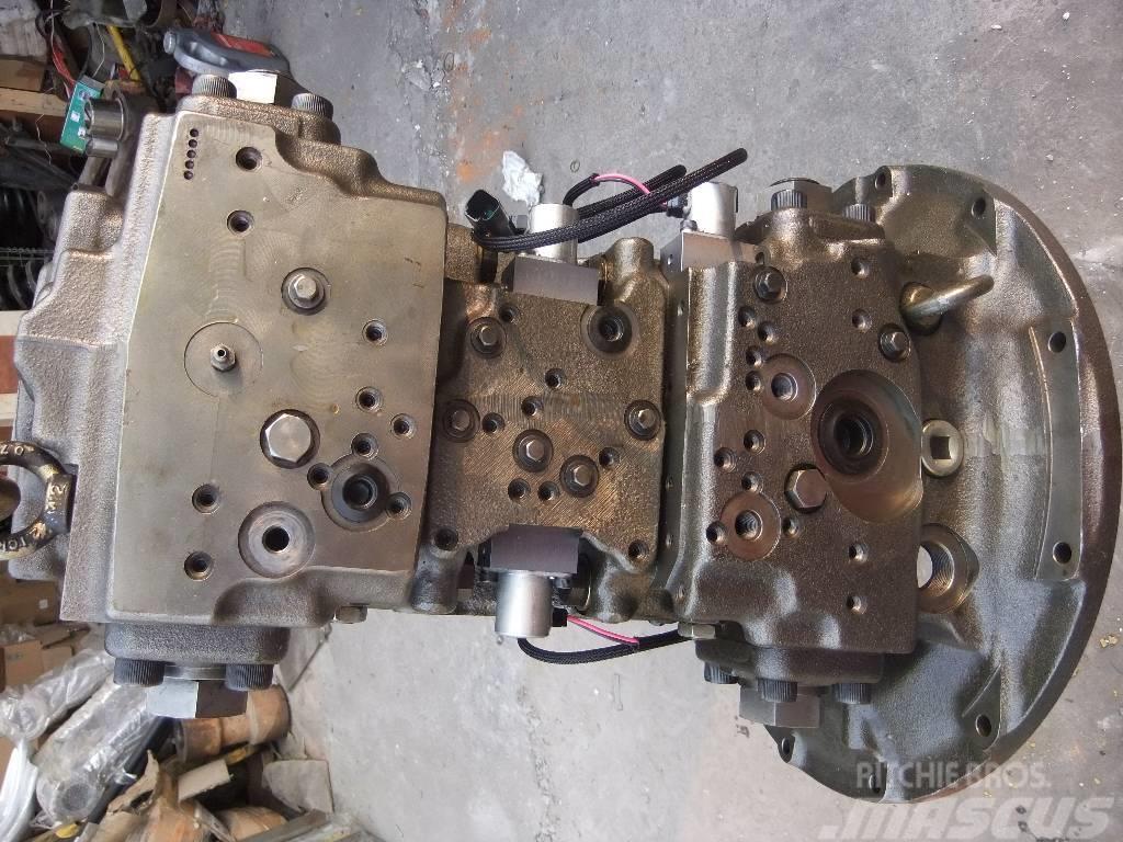 Komatsu PC200-8 PC220-8 main pump assy