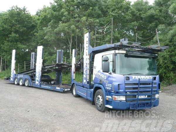 Scania Transporter