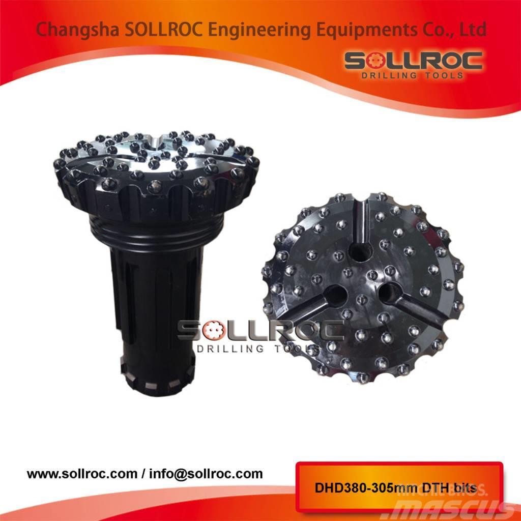 Sollroc Down the hole(DTH) bits, 2017, Tillbehör och reservdelar till borrutrustning