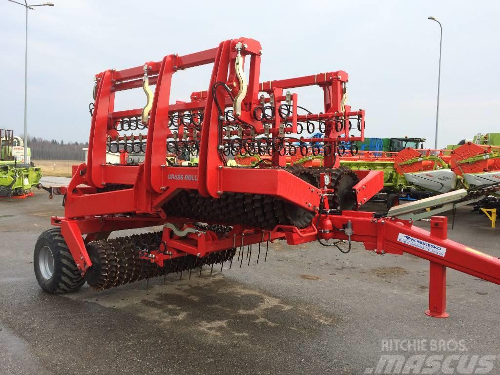 He-Va Grass-Roller 820