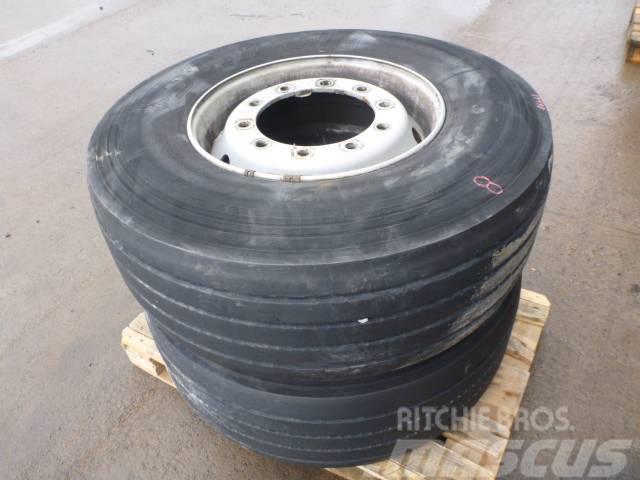 [Other] Däck Dunlop 385/65R22,5 Släpvagn
